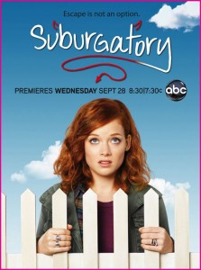 Suburgatory TV poster