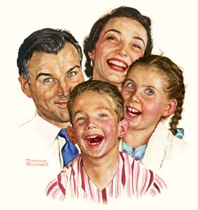 rockwell family