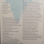 Tennyson poem The Mermaid A Mad Wicked Folly