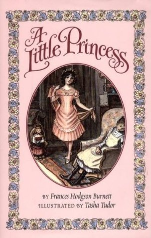 Book cover of A Little Princess
