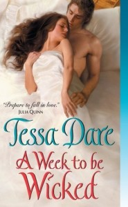 A Week to Be Wicked Book Cover