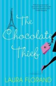 The Chocolate Thief book cover