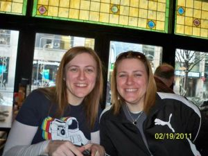 Erin and Jaime from Fiction Fare