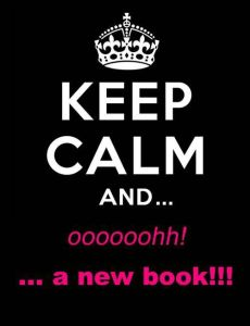 Keep Calm new book