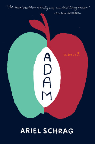 Adam book cover