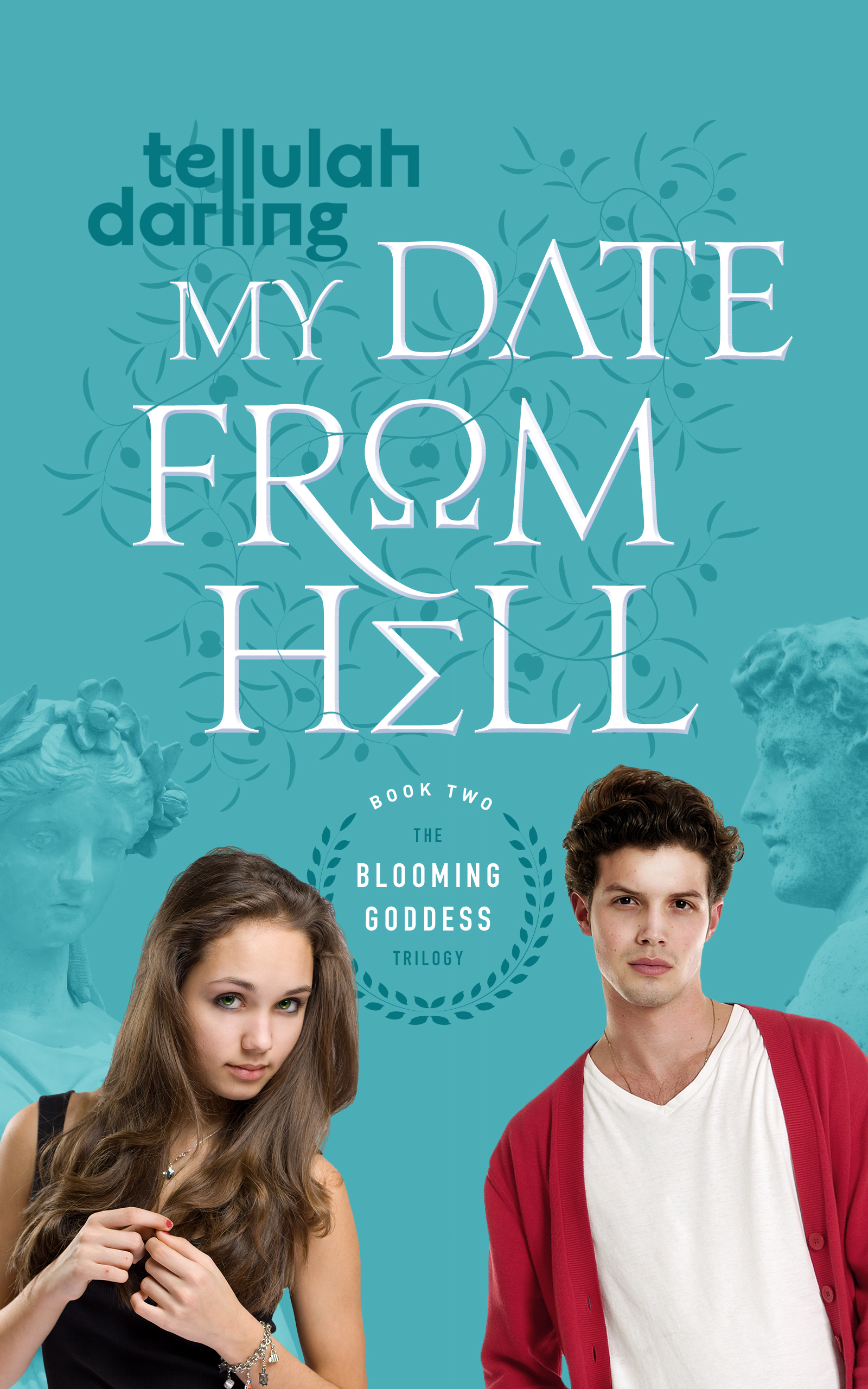 My Date From Hell cover 1400px